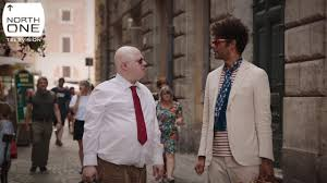 Matt lucas richard ayoade in rome travel man 48hrs in
