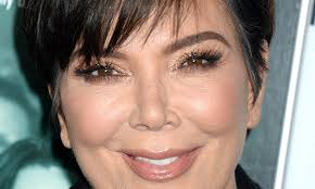 kris jenner hair colour kris jenner shares photo of new blonde pixie haircut