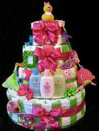 diaper cake for amber u0027s baby shower gifts pinterest diapers