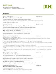 Event Coordinator Job Description Resume by Resume Keith Harris