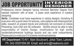 Interior Design Recruiters by Get Interior Design Jobs