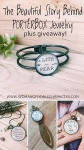 christian jewelry company the porterbox beautiful jewelry and gifts with scripture