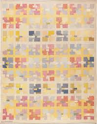 scandinavian swedish kilim rug by agda osterberg 49123