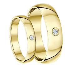 gold wedding ring sets matching yellow gold wedding ring sets his hers sets for groom