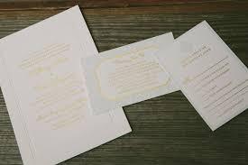 paper for invitations wedding invitations smock
