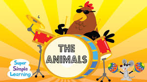 the animals on the farm super simple songs youtube
