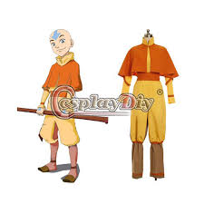 avatar airbender costume promotion shop promotional