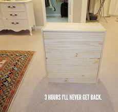 Bleached White Oak Laminate Flooring Nightstand Beautiful White Painted Wooden Nightstand Side