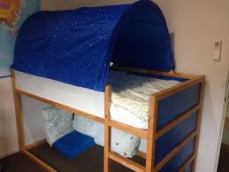 ikea loft bed pinterest expedit and for kids ideas about kura hack