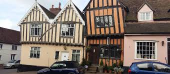 Crooked House Lavenham U0027crooked Houses U0027 Walk Lavenham Sudbury Suffolk