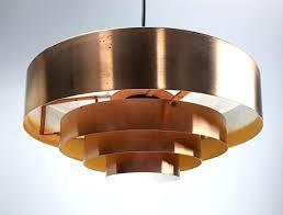 mid century ceiling light mid century pendant l mid century french zigzag glass brass