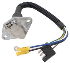 u haul quick connect trailer wiring harness 6 way adapter