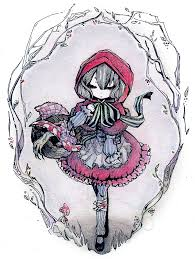 red riding hood happy mashiro deviantart