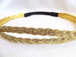gold headbands 411 best headbands images on crowns knitting and