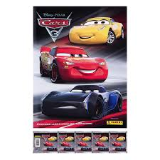 cars movie cars 3 movie sticker collection combo