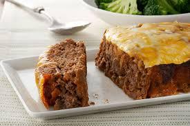 Cooking Light Meatloaf Quick Fix Cheeseburger Meatloaf Kraft Recipes