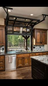 barn kitchen neat idea for kitchen window especially in a