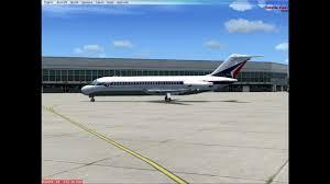 bwi to dc delta dc 9 10 flight simulator fsx landing at baltimore friendship