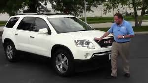 used 2011 gmc acadia slt 4wd for sale at honda cars of bellevue