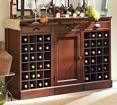 Modular Bar Cabinet Home Bar Bar Furniture Pottery Barn