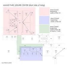 Renovation Project Plan Park District Of Park Ridge Illinois U003e News U003e Maine Park Project