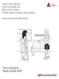 Queensland Memes - best of the queensland rail ads meme