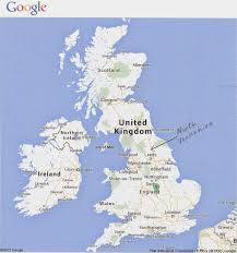 Map Of Yorkshire England by Google Map England Yorkshire