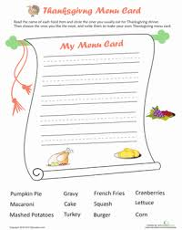 thanksgiving printables for every kid education