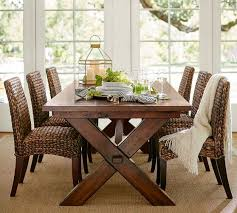 Pottery Barn Dining Room Furniture Exquisite Seagrass Side Chair Pottery Barn On Dining Room Chairs