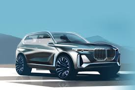 2019 bmw x7 side picture car preview and rumors