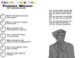 Phoenix Wright Meme - create your own phoenix wright meme by smokindragon on deviantart