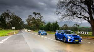 subaru wrc 2015 subaru wrx sti old v new comparison 2015 sedan v 1999 two door