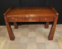 Schreibtisch Tisch Büromöbel Canonbury Antiquitäten London Großbritannien Kunst