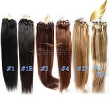 best hair extension brand hair 22 loop micro ring hair extensions 1b 1 2 4 27