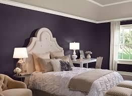 Deep Purple Bedroom Ideas Gray Purple Paint Color Peeinn Com