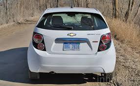 2015 chevy sonic tail light chevy sonic rear inhabitat green design innovation