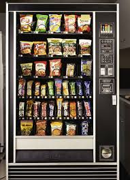 Makina by Vending Machines 25 Second Delay Encourages Healthy Eating Time Com