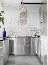 Stainless Steel Kitchen Wall Cabinets Best 25 Stainless Steel Kitchen Ideas On Pinterest Stainless