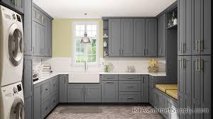 ikea grey shaker kitchen cabinets salem grey shaker ready to assemble kitchen cabinets