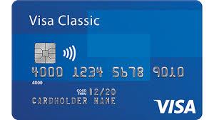 credit cards visa