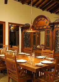 Bungalow Dining Room Makuludola Bungalow Accommodation