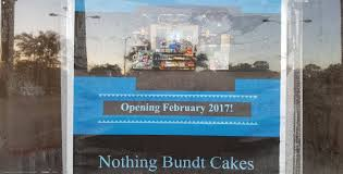 nothing bundt cakes commercial plumber project the friendly