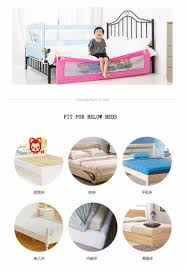 Foldable Baby Crib dhl foldable baby gate bed rail rence guardrail baby crib