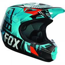 kids motocross gear australia fox youth v1 vicious helmet 2016 aqua