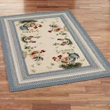 Kitchen Accent Rugs Decorating Beautiful Style Geometric Kitchen Rugs With Wine