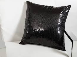 Pillow Black Decorative Pillows And White Christmas