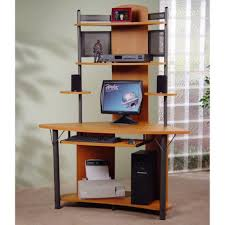 Corner Computer Tower Desk Modern Corner Desk Design Thedigitalhandshake Furniture