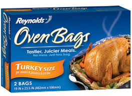 turkey bags turkey in a bag recipe how to cook turkey