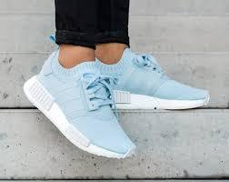 adidas nmd light blue adidas nmd r1 primeknit light aqua sneaker steal