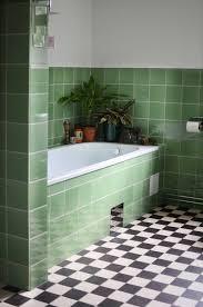 Green Tile Bathroom Ideas Hemma Med Helena Interiors Bath And Deco